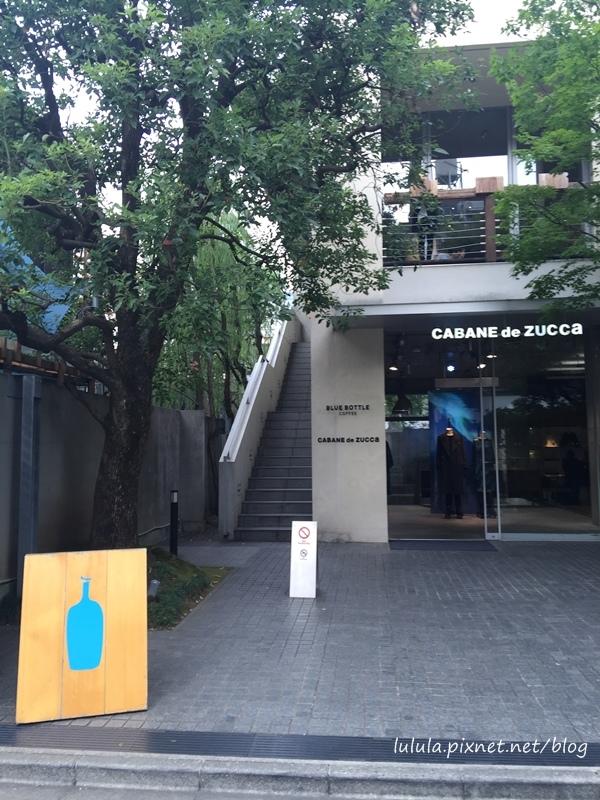 日本東京自助旅行-Blue bottle coffee cafe 藍瓶咖啡南青山店-近表參道-咖啡界的Apple-戰利品馬克杯 (50)