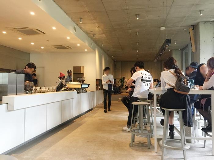 日本東京自助旅行-Blue bottle coffee cafe 藍瓶咖啡南青山店-近表參道-咖啡界的Apple-戰利品馬克杯 (59)