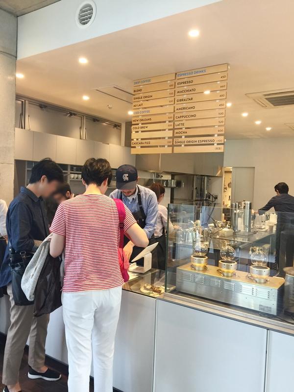 日本東京自助旅行-Blue bottle coffee cafe 藍瓶咖啡南青山店-近表參道-咖啡界的Apple-戰利品馬克杯 (56)