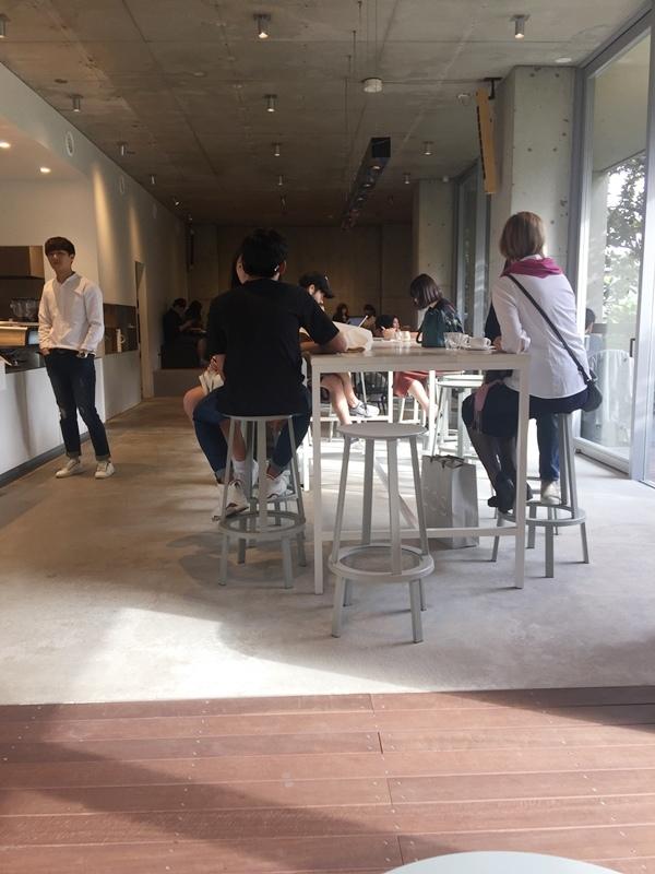 日本東京自助旅行-Blue bottle coffee cafe 藍瓶咖啡南青山店-近表參道-咖啡界的Apple-戰利品馬克杯 (75)