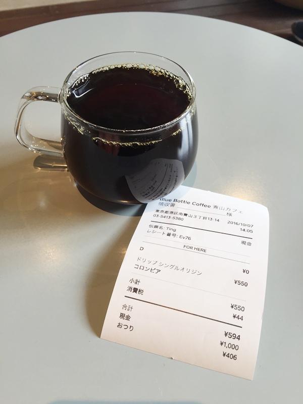 日本東京自助旅行-Blue bottle coffee cafe 藍瓶咖啡南青山店-近表參道-咖啡界的Apple-戰利品馬克杯 (60)