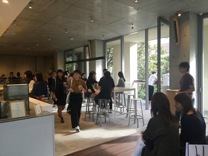 日本東京自助旅行-Blue bottle coffee cafe 藍瓶咖啡南青山店-近表參道-咖啡界的Apple-戰利品馬克杯 (77)
