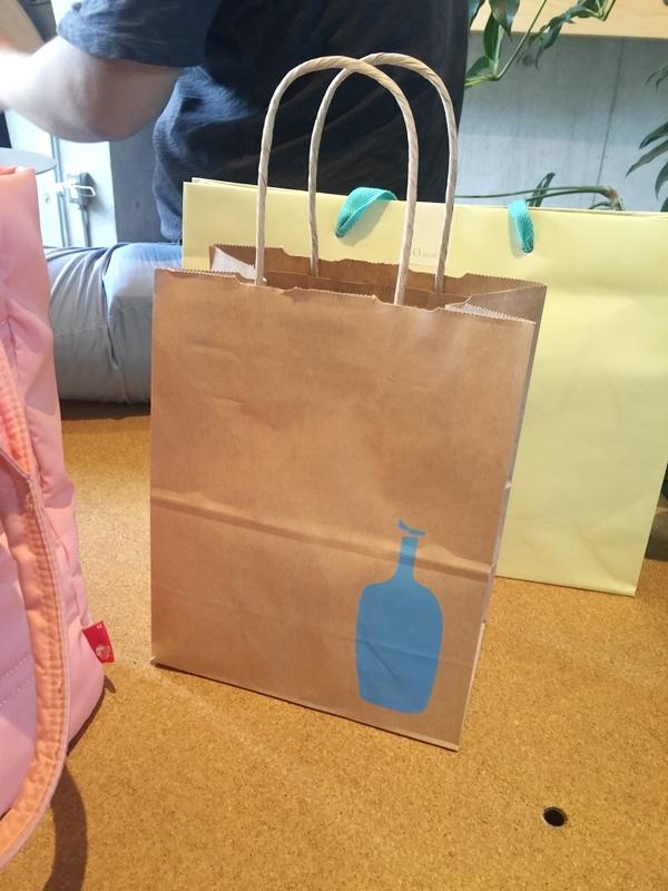 日本東京自助旅行-Blue bottle coffee cafe 藍瓶咖啡南青山店-近表參道-咖啡界的Apple-戰利品馬克杯 (78)