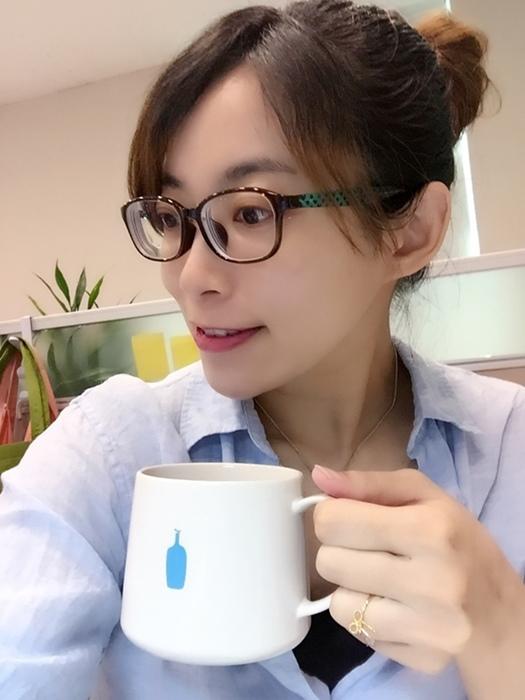 日本東京自助旅行-Blue bottle coffee cafe 藍瓶咖啡南青山店-近表參道-咖啡界的Apple-戰利品馬克杯 (791)