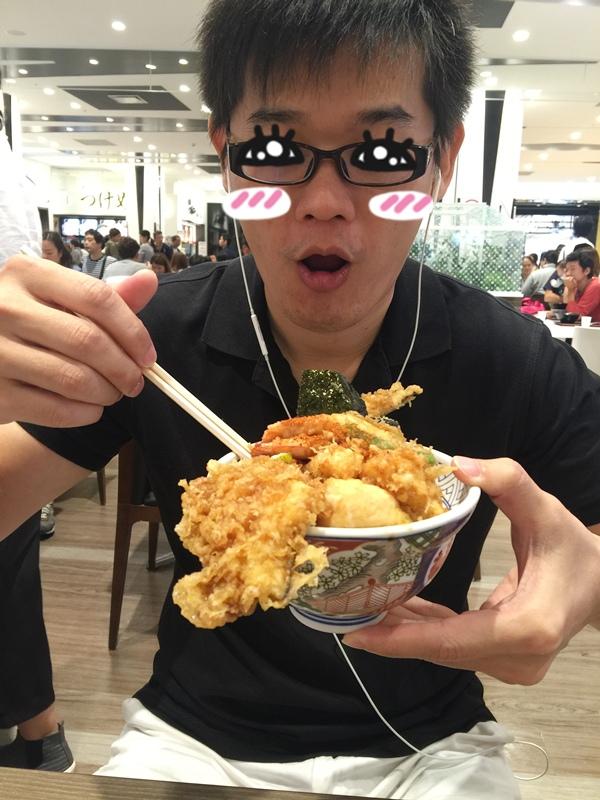 日本東京自助旅行-台場DiverCity美食街-不用排隊的金子半之助 (11)