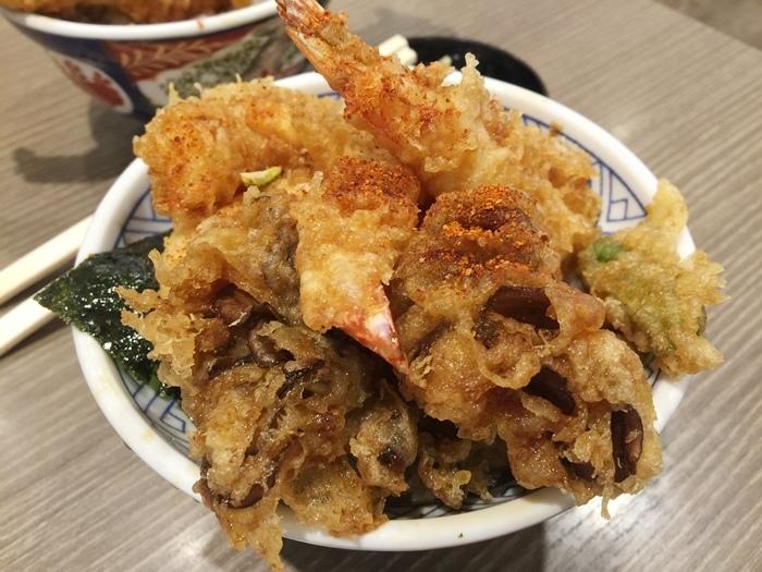 日本東京自助旅行-台場DiverCity美食街-不用排隊的金子半之助 (7)
