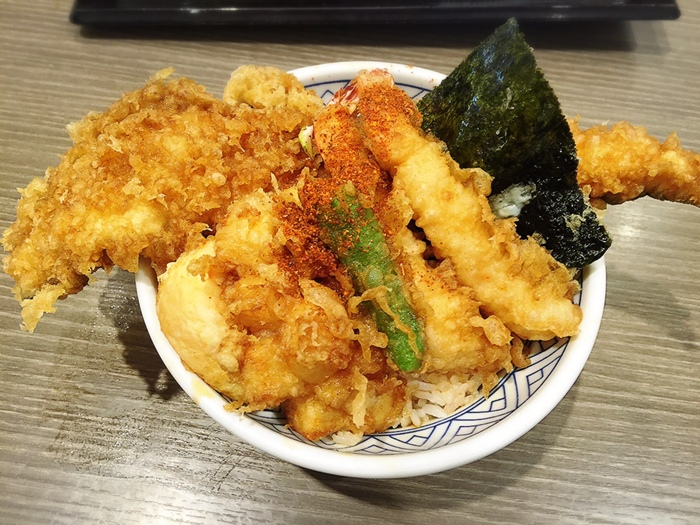 日本東京自助旅行-台場DiverCity美食街-不用排隊的金子半之助 (18)