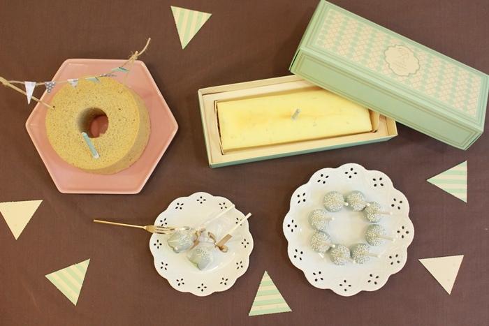 Candy Wedding-粉藍夢幻彌月蛋糕禮盒-小王子迷你派對組-甜心棒棒糖-經典乳酪蛋糕 (102)