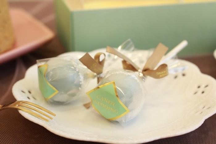 Candy Wedding-粉藍夢幻彌月蛋糕禮盒-小王子迷你派對組-甜心棒棒糖-經典乳酪蛋糕 (92)