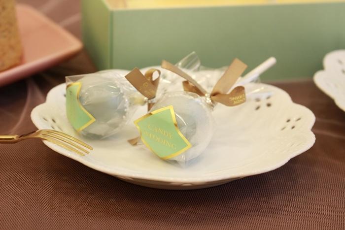 Candy Wedding-粉藍夢幻彌月蛋糕禮盒-小王子迷你派對組-甜心棒棒糖-經典乳酪蛋糕 (95)