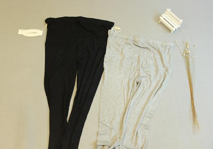 淘寶孕婦裝穿搭-淘寶孕婦穿搭-孕婦內搭褲-孕婦legging-孕婦長版上衣-時尚孕婦穿搭 (7)