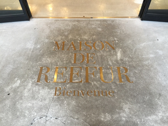 Maison de Reefur 代官山-日本名模梨花的店-戰利品-2017年手帳年曆筆記本Diary-時尚粉紅色記事日記日誌-小巧精緻金色立體蝴蝶結戒指 (65)