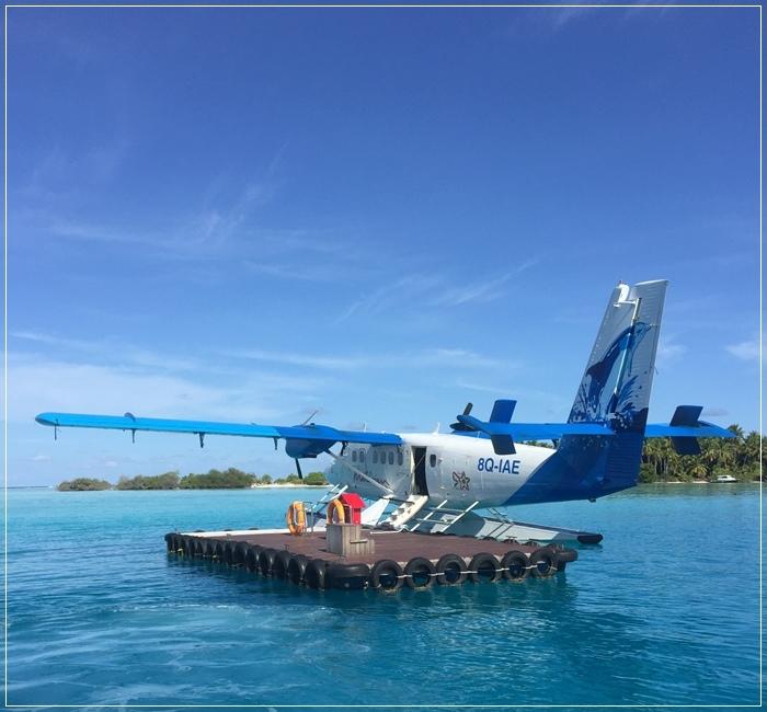 Honeymoon Maldives 馬爾地夫蜜月行-Maalifushi by COMO 新加坡航空-馬列貴賓室-小飛機-水上飛機+接駁水上快艇篇 (143111)