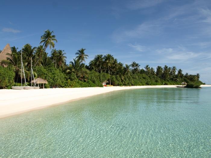 Honeymoon Maldives 馬爾地夫蜜月行-Maalifushi by COMO 第一天-賓至如歸的天堂夢幻島嶼-水上屋大驚豔-超美味晚餐 (96)