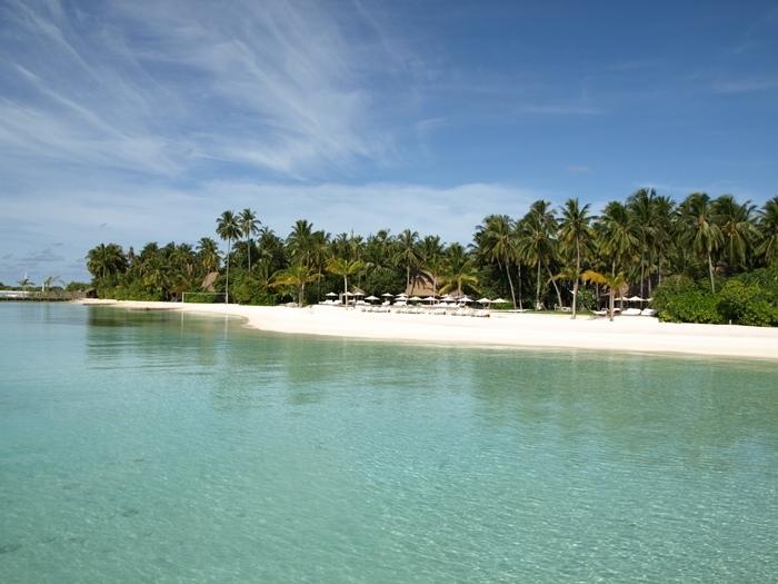 Honeymoon Maldives 馬爾地夫蜜月行-Maalifushi by COMO 第一天-賓至如歸的天堂夢幻島嶼-水上屋大驚豔-超美味晚餐 (95)