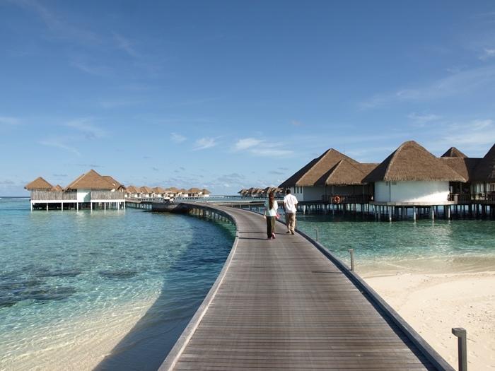 Honeymoon Maldives 馬爾地夫蜜月行-Maalifushi by COMO 第一天-賓至如歸的天堂夢幻島嶼-水上屋大驚豔-超美味晚餐 (105)