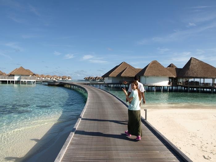Honeymoon Maldives 馬爾地夫蜜月行-Maalifushi by COMO 第一天-賓至如歸的天堂夢幻島嶼-水上屋大驚豔-超美味晚餐 (104)