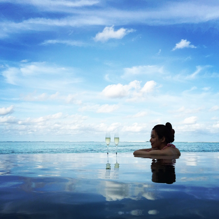 Honeymoon Maldives 馬爾地夫蜜月行-Maalifushi by COMO 第一天-賓至如歸的天堂夢幻島嶼-水上屋大驚豔-超美味晚餐 (100041)