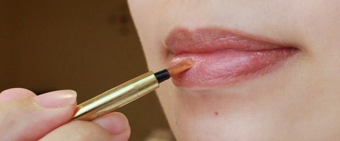 凡士林護唇膏-迷你瓶-焦糖布蕾護唇膏限量款-瓶裝護唇膏限量版Vaseline lip therapy for deliciously kissable lips-creme brulee rosylips  (27)