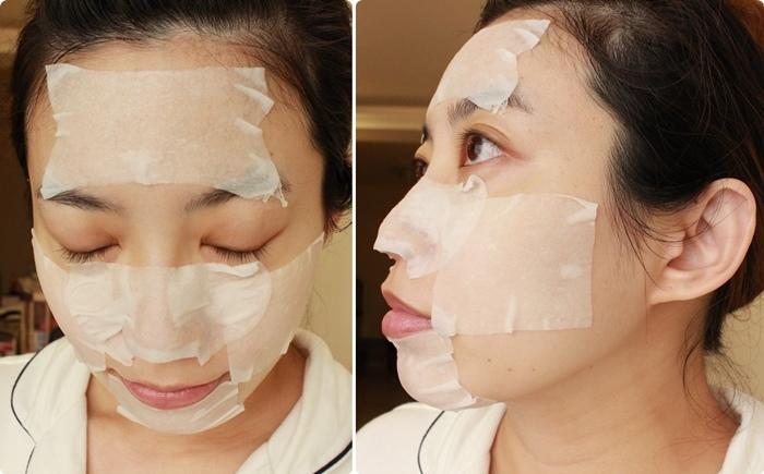 韓國3CE濕敷用多功能用途化妝棉 cotton puff-日本3coins買的華麗化妝棉收納盒 (3)