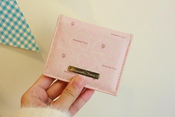 日雜贈品-Steady 北川景子2010年1月號-Samantha Tiara票卡夾 (11)