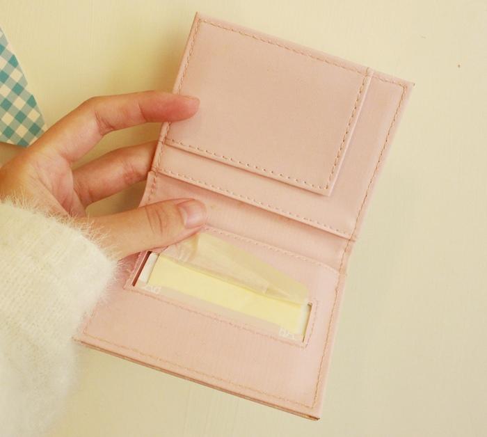 日雜贈品-Steady 北川景子2010年1月號-Samantha Tiara票卡夾 (12)