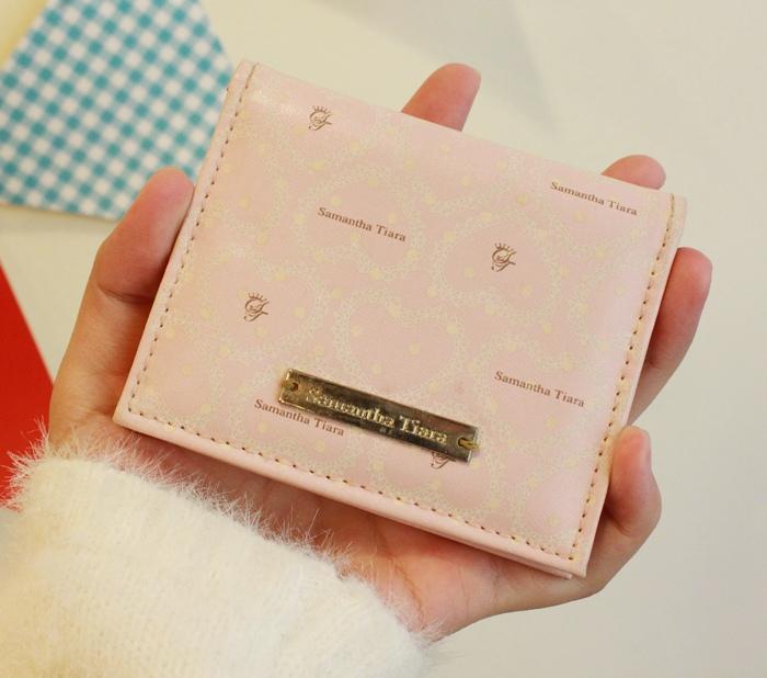 日雜贈品-Steady 北川景子2010年1月號-Samantha Tiara票卡夾 (17)