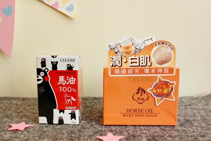 LEGERE 蘭吉兒-熊本熊日本100%純馬油霜-馬油嫩白護手霜-馬油Bomb水霜 (23)