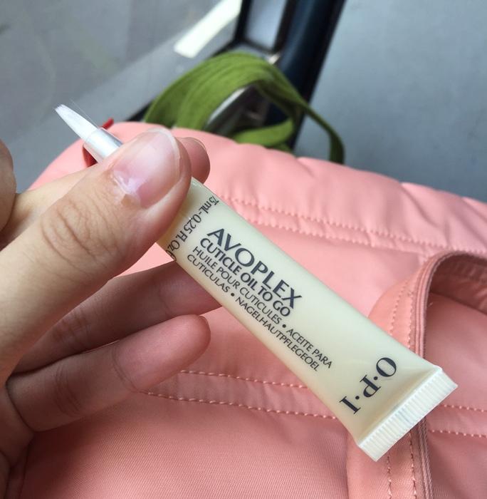 指緣油-innisfree OPI AVOPLEX Daiso大創研-日本藥妝戰利品dr nail-island girl 關島夏威夷-曼秀雷敦nail hand veil-cuticle oil (20)
