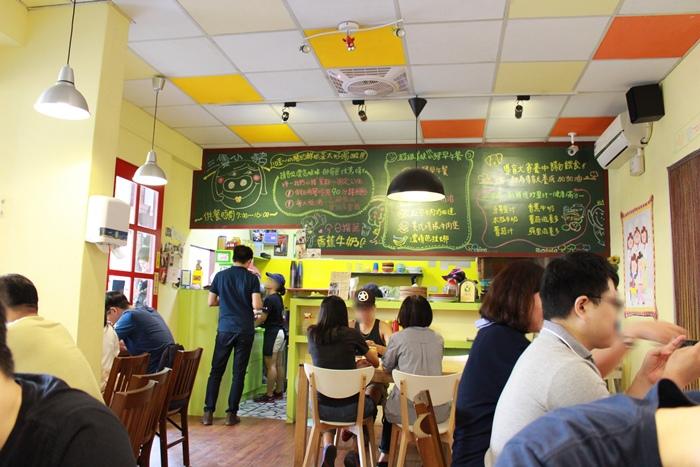 三隻小豬-板橋早午餐-府中brunch-快樂頌-培根牛肉起司堡-平價早午餐 (11)