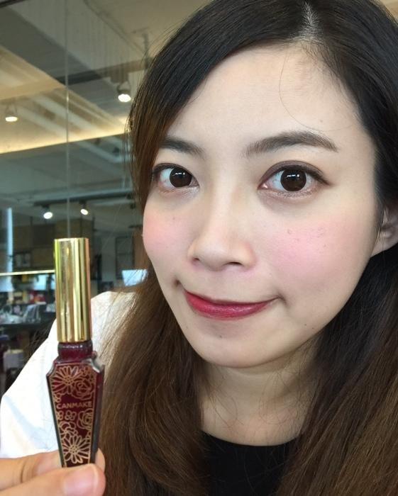 Canmake 唇彩- 果醬水吻唇蜜-日本藥妝戰利品-日本限定 (7)