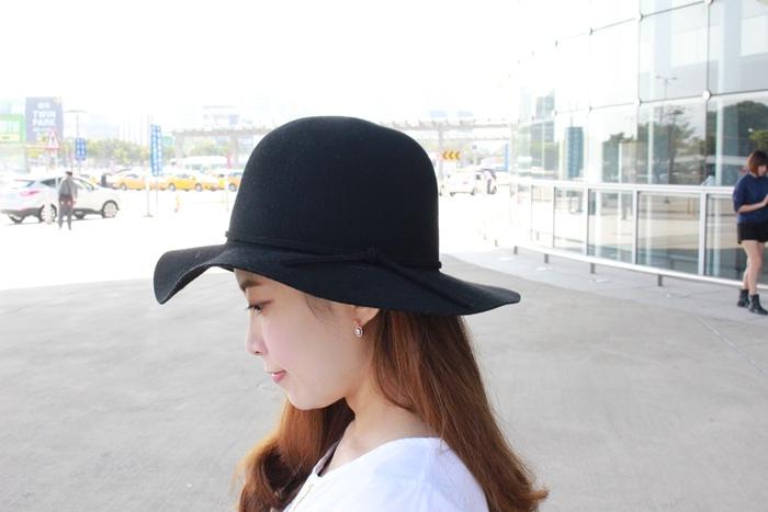孕婦穿搭-孕婦裝穿搭-淘寶孕婦裝-Uniqlo黑帽-過膝長靴 (45)