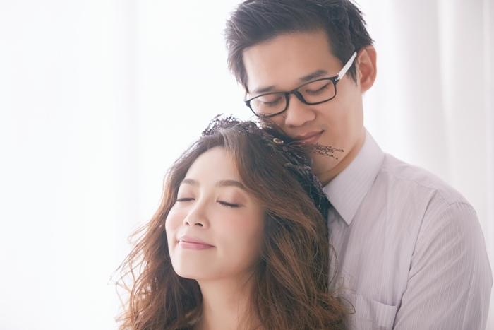 美花的夢幻與時尚孕婦寫真-JW Wedding自助婚紗工作室-攝影師陳川-造型師Emily-WeddingSmart Makeup hairstyle studio (4)