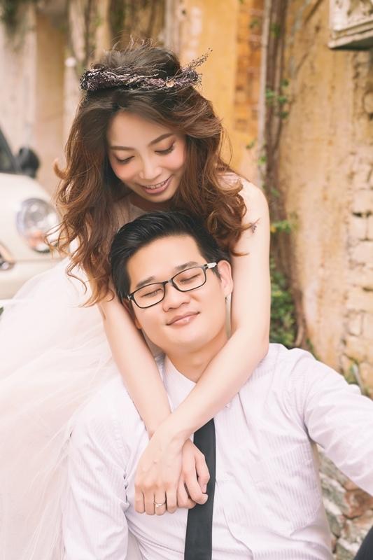 美花的夢幻與時尚孕婦寫真-JW Wedding自助婚紗工作室-攝影師陳川-造型師Emily-WeddingSmart Makeup hairstyle studio (7)