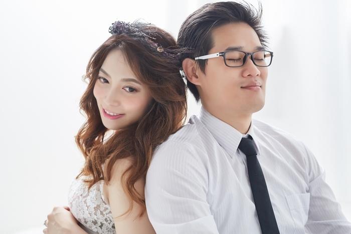 美花的夢幻與時尚孕婦寫真-JW Wedding自助婚紗工作室-攝影師陳川-造型師Emily-WeddingSmart Makeup hairstyle studio (13)