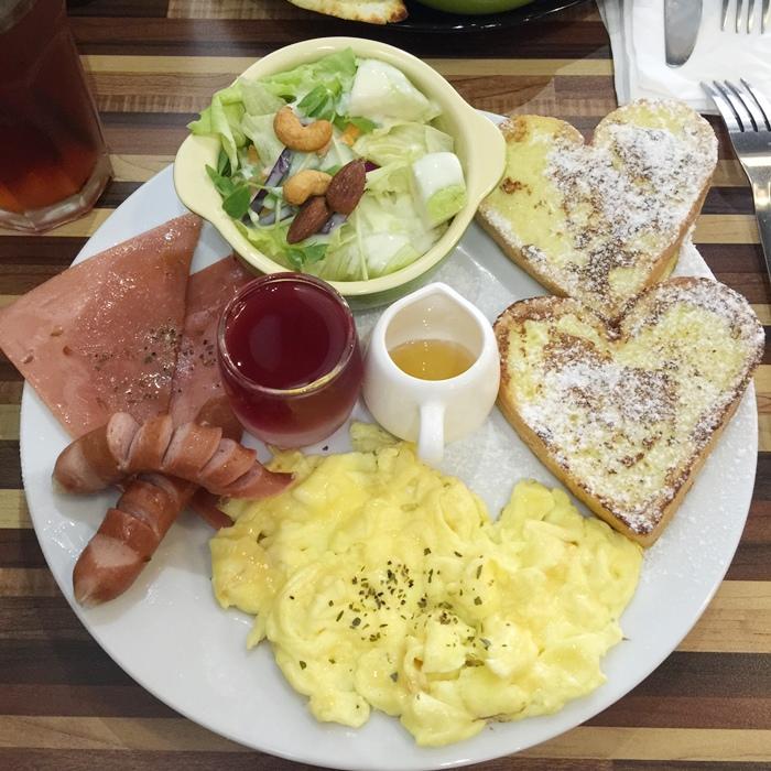 板橋早午餐-捷運府中站brunch-QR Coffee早午餐 (6)