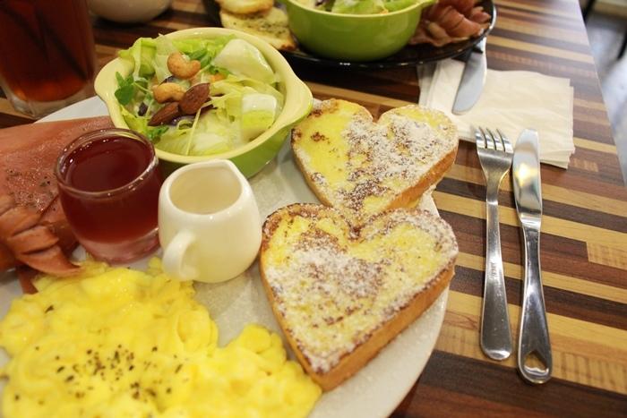 板橋早午餐-捷運府中站brunch-QR Coffee早午餐 (16)