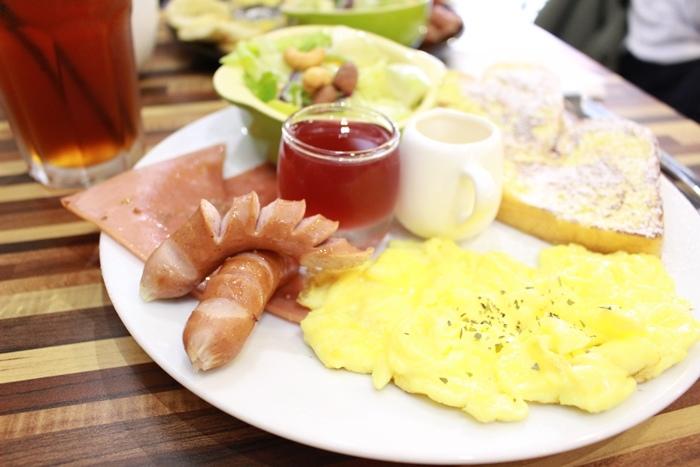 板橋早午餐-捷運府中站brunch-QR Coffee早午餐 (17)