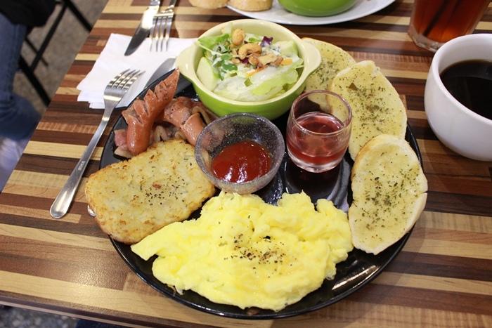 板橋早午餐-捷運府中站brunch-QR Coffee早午餐 (14)