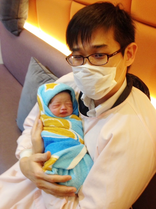 孕婦生產日記-37W+5緊急剖腹產紀錄-旺財出生囉 (4)