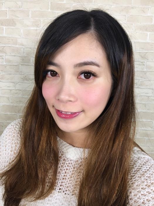 2016年日本藥妝canmake萬聖節限量紫腮紅-巧麗腮紅#pw38-葡萄紫腮紅-血紅色感腮紅-紫色腮紅 (18)