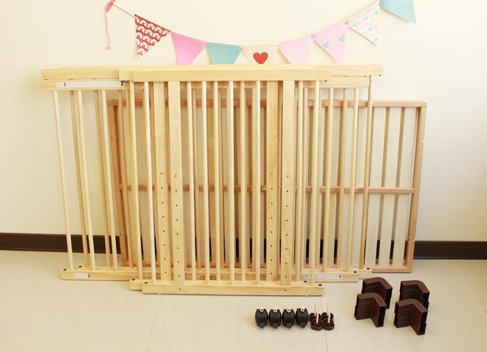 färska-日本farska嬰兒床-Bed side bed-親子共寢多功能嬰兒床-無印良品風日系風嬰兒床原木色系-透氣好眠可攜式床墊組-COMPACT BED (71)