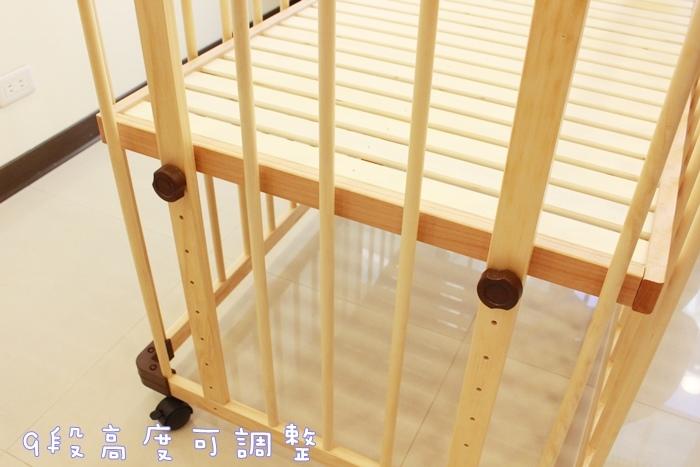 färska-日本farska嬰兒床-Bed side bed-親子共寢多功能嬰兒床-無印良品風日系風嬰兒床原木色系-透氣好眠可攜式床墊組-COMPACT BED (77)