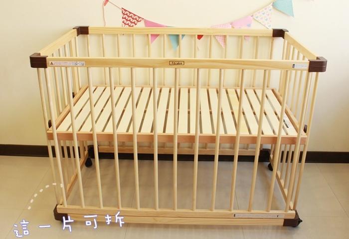 färska-日本farska嬰兒床-Bed side bed-親子共寢多功能嬰兒床-無印良品風日系風嬰兒床原木色系-透氣好眠可攜式床墊組-COMPACT BED (87)