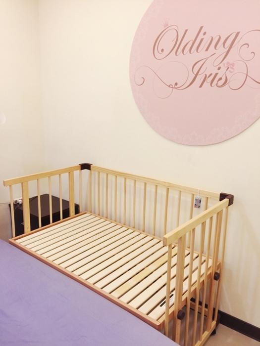 färska-日本farska嬰兒床-Bed side bed-親子共寢多功能嬰兒床-無印良品風日系風嬰兒床原木色系-透氣好眠可攜式床墊組-COMPACT BED (62)