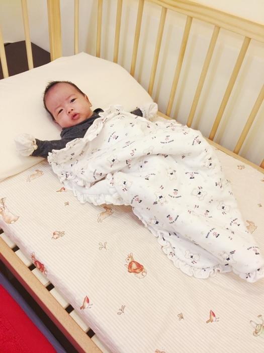 färska-日本farska嬰兒床-Bed side bed-親子共寢多功能嬰兒床-無印良品風日系風嬰兒床原木色系-透氣好眠可攜式床墊組-COMPACT BED (64)
