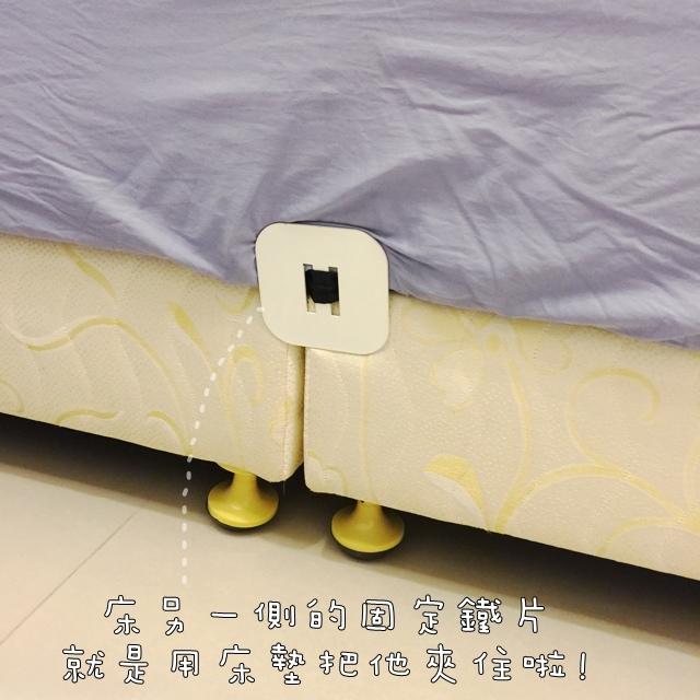 日本farska嬰兒床-Bed side bed-親子共寢多功能嬰兒床-無印良品風日系風嬰兒床原木色系-透氣好眠可攜式床墊組-COMPACT BED (595)