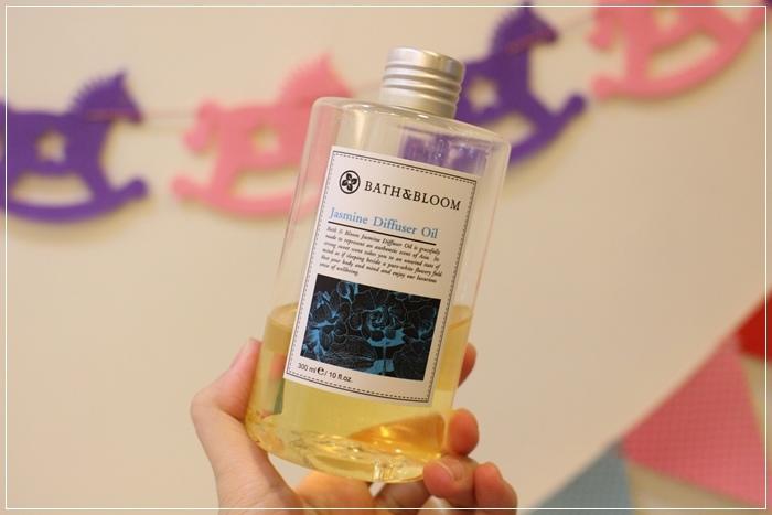 居家擴香-泰國bath&bloom茉莉花Jasmine diffuser oil-ZARA home (26)