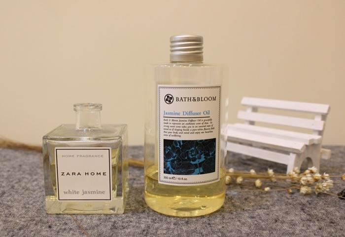 居家擴香-泰國bath&bloom茉莉花Jasmine diffuser oil-ZARA home (22)