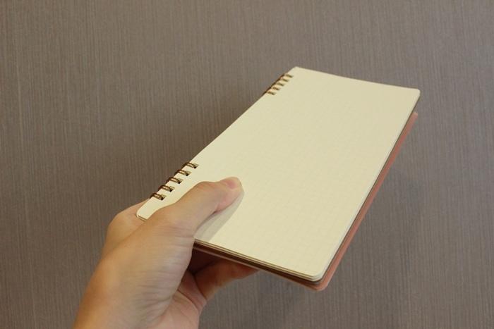 誠品重點品牌推薦PLUS Ca.Crea筆記本-台灣普樂士-日本PLUS A4 三分之一尺寸 (15)